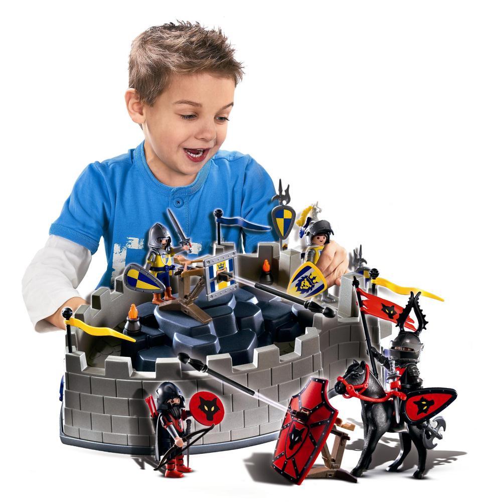 Игровой набор Рыцарский Щит Playmobil (Плеймобил)