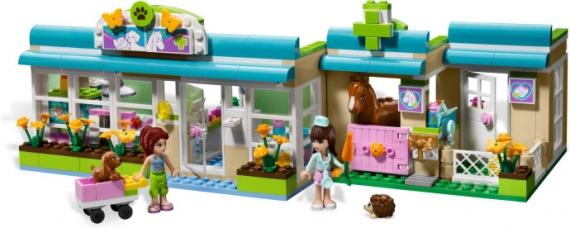 Клиника для животных Lego Friends (Лего Подружки)