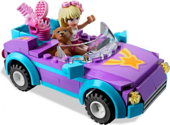 Крутой кабриолет Стефани Lego Friends (Лего Подружки)