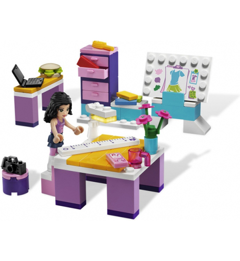Дизайн-студия Эммы Lego Friends (Лего Подружки)