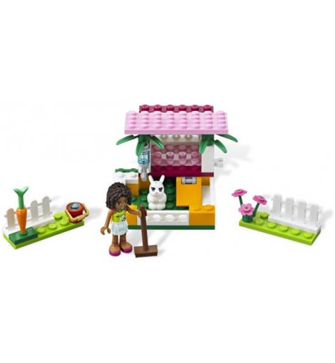 Андреа и её маленький кролик Lego Friends (Лего Подружки)