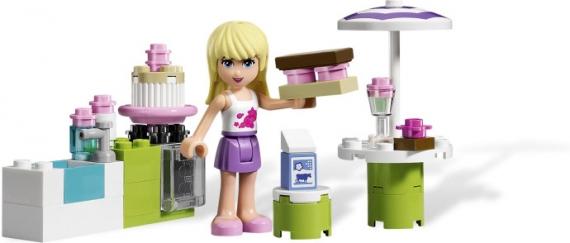 Кондитерская Стефани Lego Friends (Лего Подружки)