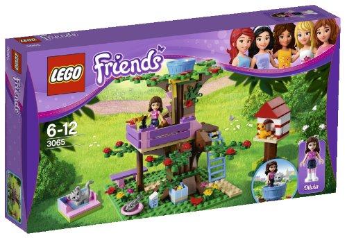 Оливия и домик на дереве Lego Friends (Лего Подружки)