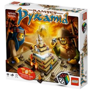 Пирамида Рамзеса Lego Games (Лего Игры)