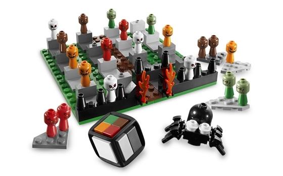 Игра Монстры 4 Lego Games (Лего настольные игры)