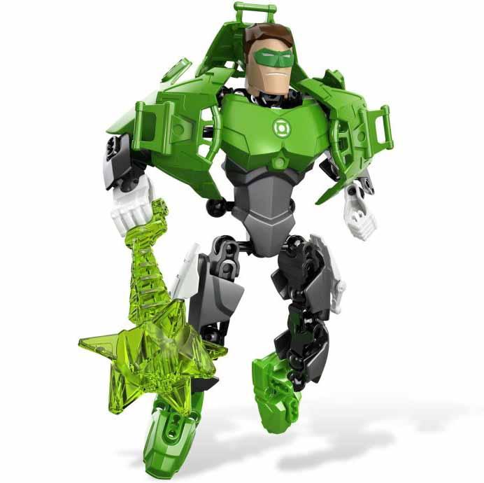 Зеленый Фонарь Lego Super Heroes (Лего Супер герои)