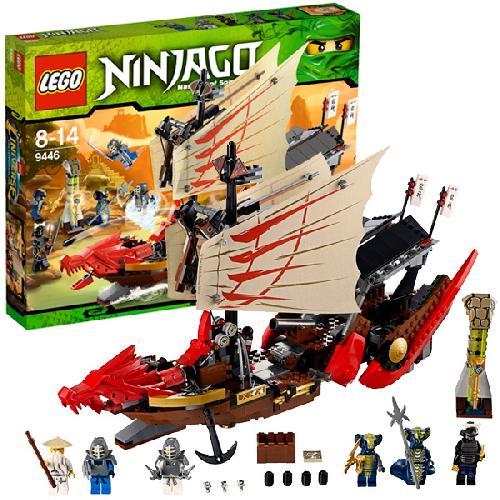 Летучий корабль Lego Ninjago (Лего Ниндзяго)