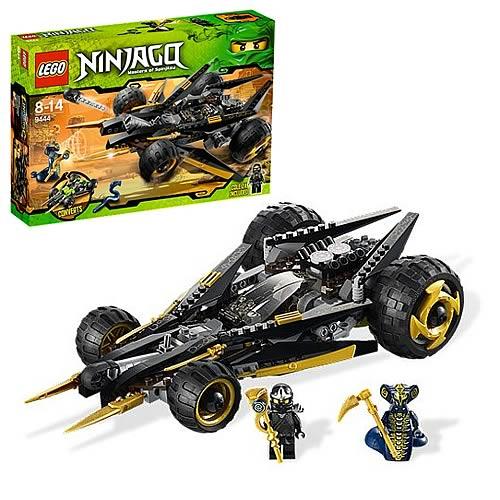 Атака Коула Lego Ninjago (Лего Ниндзяго)
