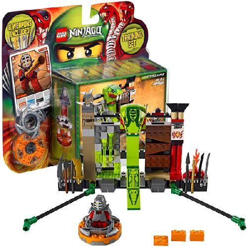 Тренировка для ниндзя Lego Ninjago (Лего Ниндзяго)
