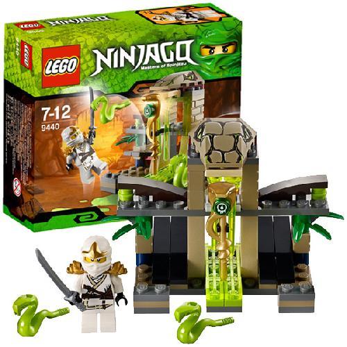 Храм Веномари Lego Ninjago (Лего Ниндзяго)