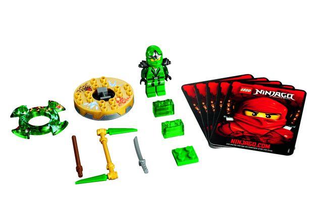 Ниндзяго Ллойд ZX Lego Ninjago (Лего Ниндзяго)