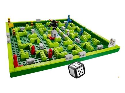 Минотавр Lego Games (Лего Игры)