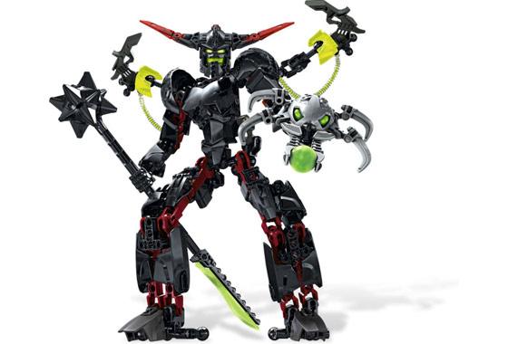Черный фантом Lego Hero Factory (Лего Фабрика Героев)