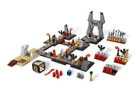 Героика Пещеры Натхуз Lego Games (Лего Игры)