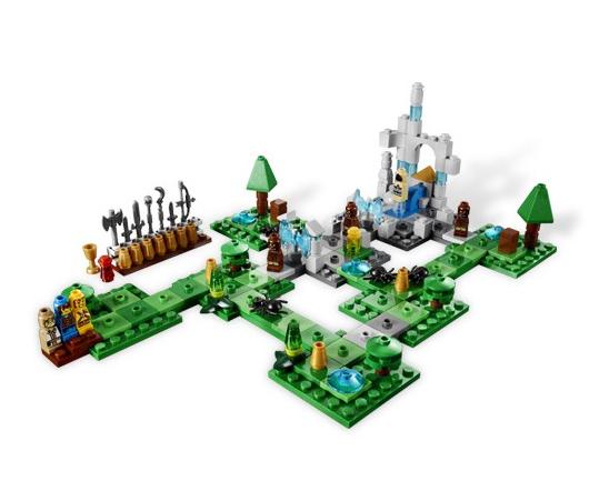 Героика Лес Волдарк Lego Games (Лего Игры)