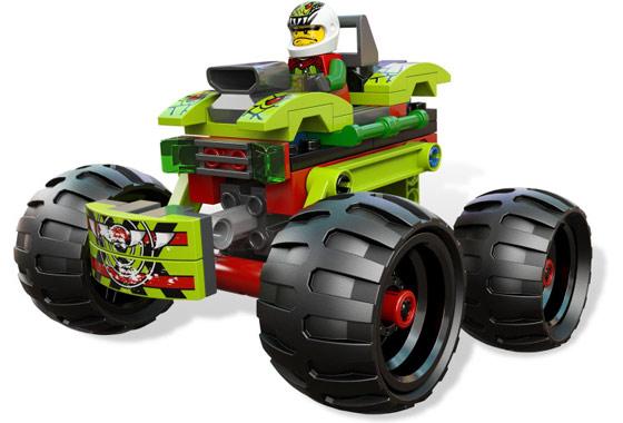 Нитрохищник Lego Racers (Лего Гонки)