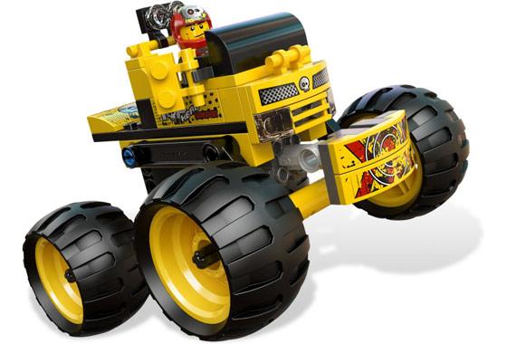 Дробилка костей Lego Racers (Лего Гонки)