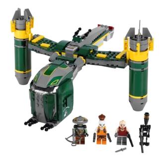 Хантер lego star wars лего звездные войны