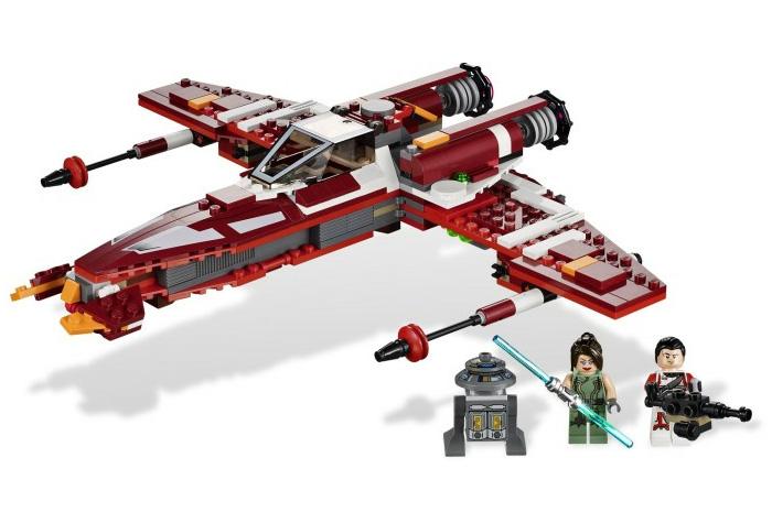 Лего 9497 из серии лего звездные войны