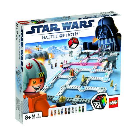 """Битва за планету Хот"" Lego Star Wars (Лего Звёздные войны)"