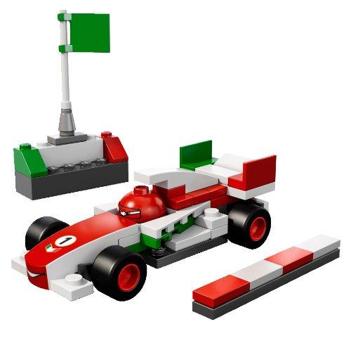 Франческо Бернулли Lego Cars (Лего Тачки)