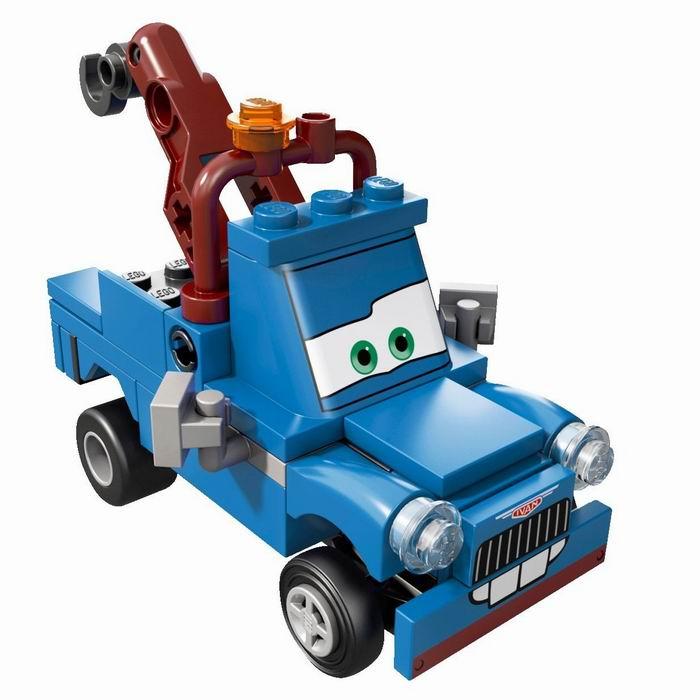 Иван Мэтр Lego Cars (Лего Тачки)