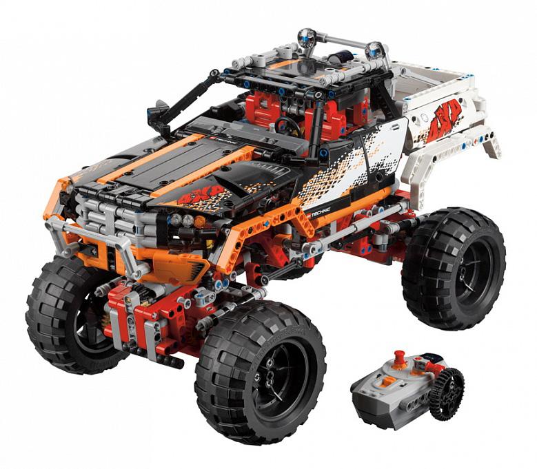 Внедорожник 4х4 Lego Technic (Лего Техник)