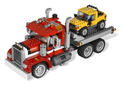 Пикап Lego Creator (Лего Криэйтор)