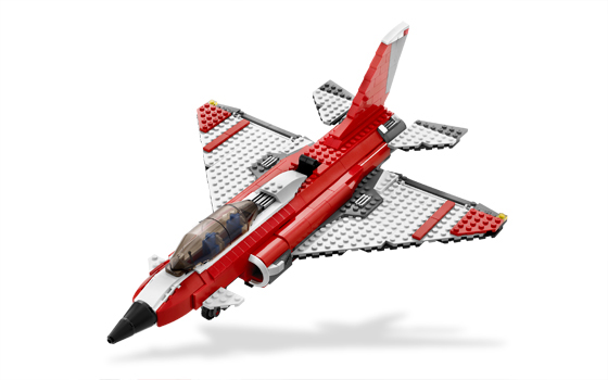 Обгоняя звук Lego Creator (Лего Криэйтор)