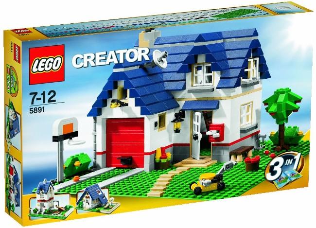 Загородный дом Lego Creator (Лего Криэйтор)