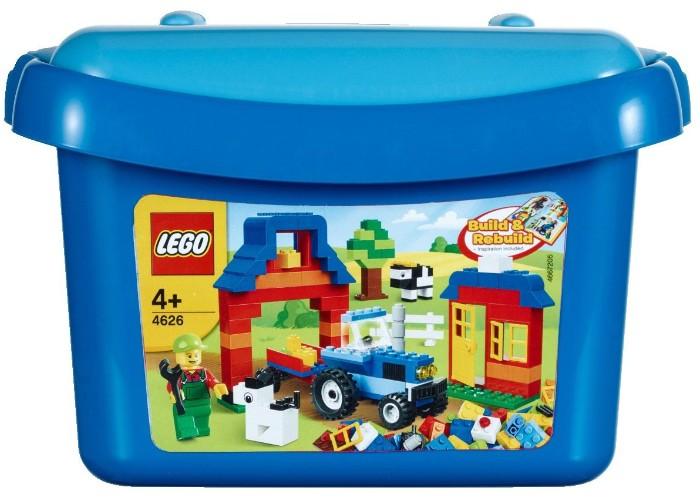 Набор кубиков Lego System (Лего Систем)