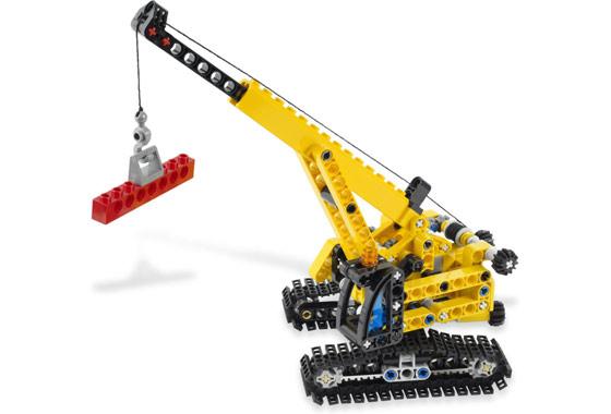 Гусеничный кран Lego Technic (Лего Техник)