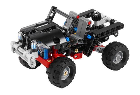Внедорожник Lego Technic (Лего Техник)
