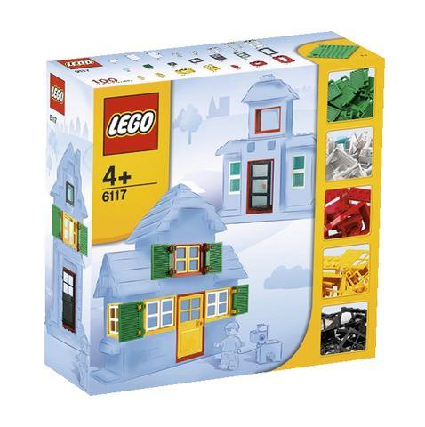 Двери и окна Lego Creator (Лего Криэйтор)