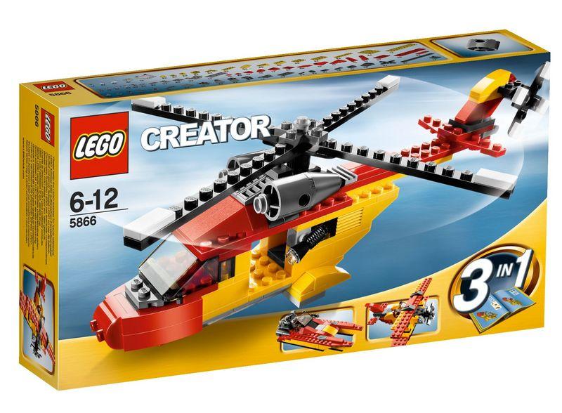 Вертолет-спасатель Lego Creator (Лего Криэйтор)