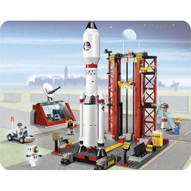 Космодром Lego City (Лего Город)