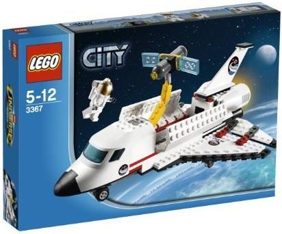 Космический корабль Шаттл Lego City (Лего Город)
