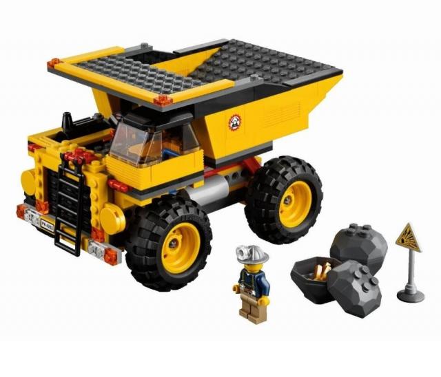 Карьерный самосвал Lego City (Лего Город)