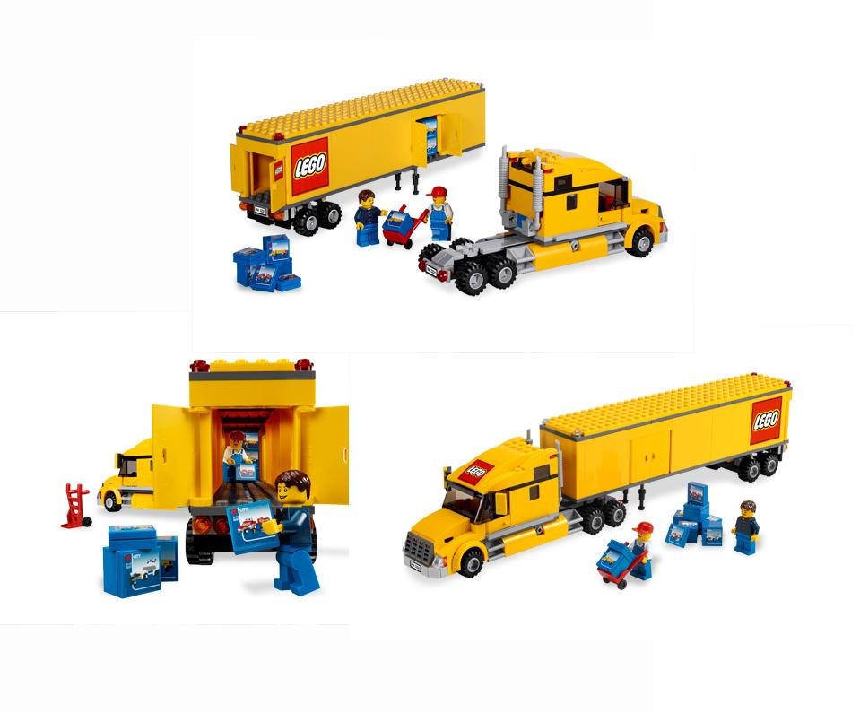 Грузовик Lego City (Лего Город)