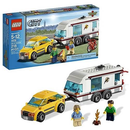 Дом на колесах Lego City (Лего Город)