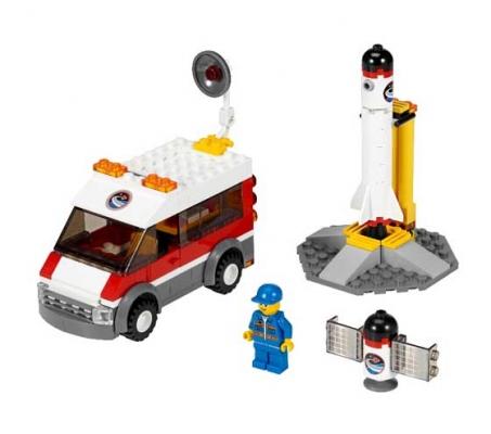 Пусковая платформа Lego Сity (Лего Город)
