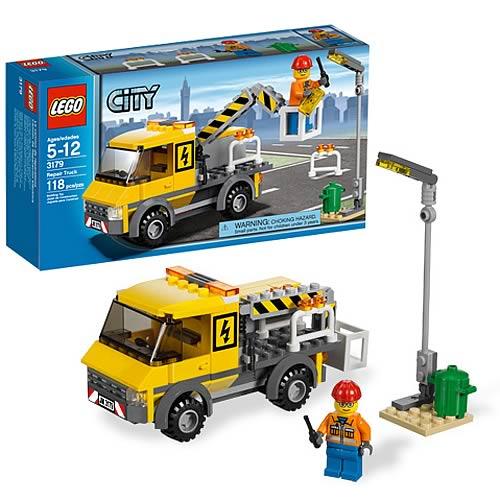 Машина аварийной помощи Lego City (Лего Город)