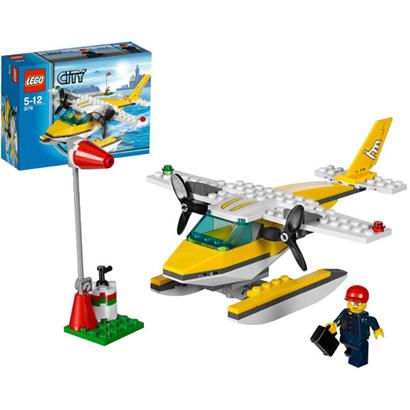 Гидросамолёт Lego City (Лего Город)