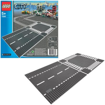 Перекресток Lego City (Лего Город)