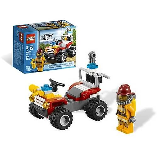 Пожарный квадроцикл Lego City (Лего Город)