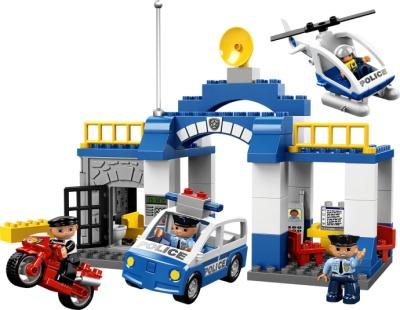 Полицейский участок Lego Duplo (Лего Дупло)