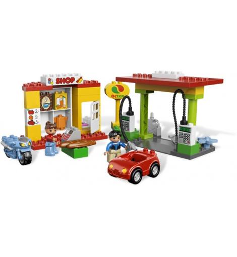 Заправочная станция Lego Duplo (Лего Дупло)
