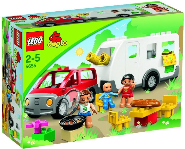 Трейлер Lego Duplo (Лего Дупло)