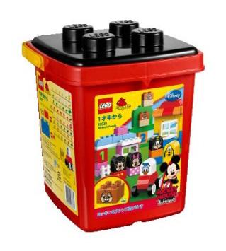 Микки и друзья Lego Duplo (Лего Дупло)