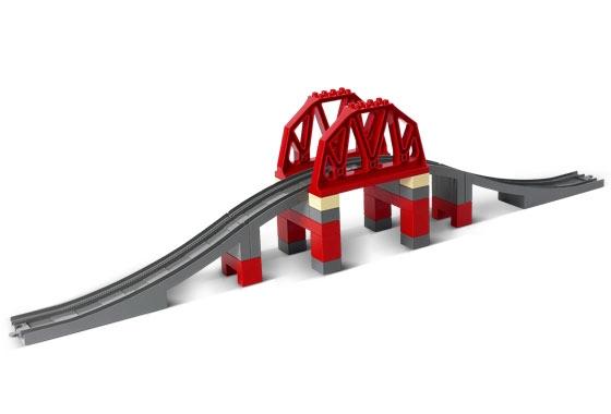 Мост Lego Duplo (Лего Дупло)